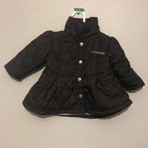 Girls Calvin Klein coat